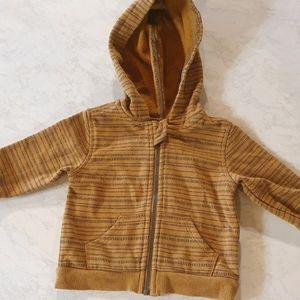 Size 00 baby hooded jumper